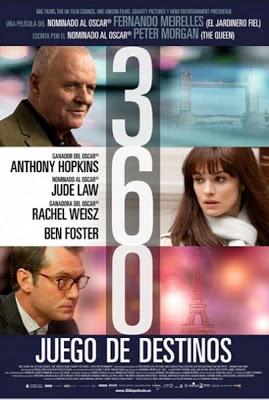 360 - Juego de destinos