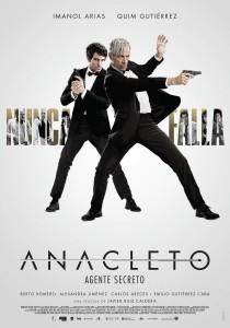 Anacleto: Agente secreto width=