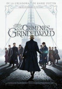 Animales fantásticos y dónde encontrarlos: lo crímenes de Grindewald