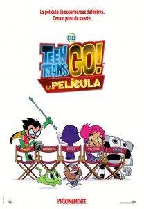 Teen Titans GO La Película