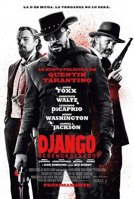 Django desencadenado (Quentin Tarantino)