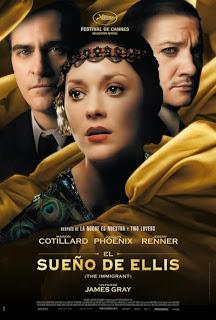 El sueño de Ellis (The immigrant)