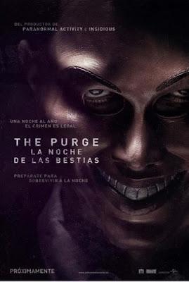 The purge: La noche de las fiestas